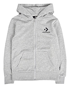 Converse Boys Stacked Hoodie