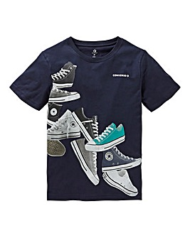 Converse Boys Chucks Wrap T-Shirt