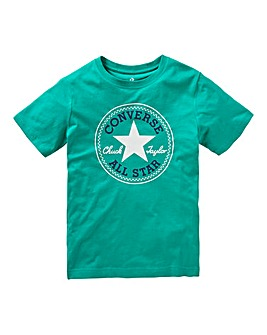 Converse Boys Jade Chuck Patch T-Shirt