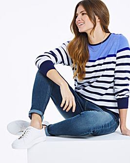 Julipa Supersoft Stripe Jumper