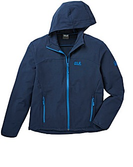 Jack Wolfskin Turbulance Softshell Jacket