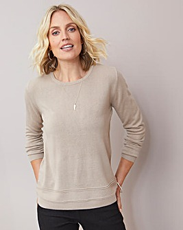 Julipa Super Soft Round Neck Jumper