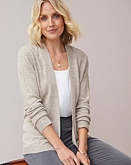Julipa Super Soft Cardigan with Cable
