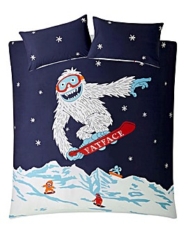 Fat Face Yeti Duvet