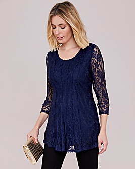 Julipa Stretch Lace Top