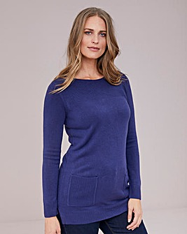 Julipa Super Soft Tunic with Pockets