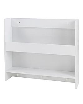 Wall Shelf with Hanger