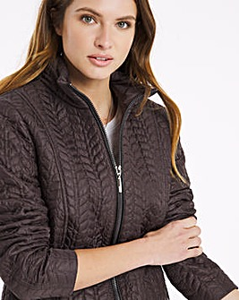 Dannimac Quilted Short Jacket