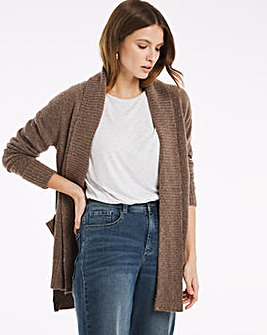 Julipa Boucle Edge to Edge Cardigan