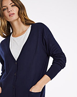 Julipa Super Soft V Neck Cardigan