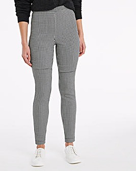 Julipa Stretch Jacquard Trouser