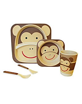 Bamboo Fibre Monkey Sets
