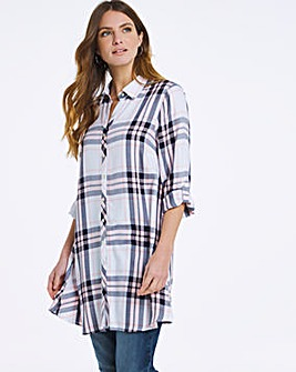 Julipa Check Swing Shirt
