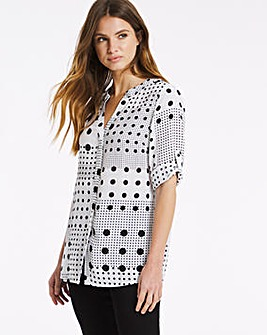 Julipa Printed Spot Tunic