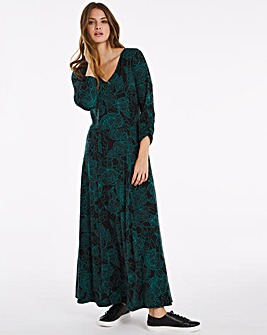 Julipa Print Maxi Dress