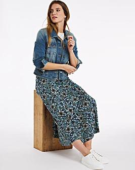 Julipa Pull on Maxi Skirt