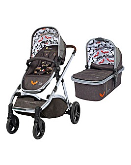 Cosatto Wow XL Tandem Pushchair