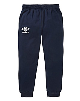 Umbro Fleece Pant 31in Leg Length
