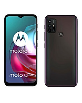 Motorola Moto G30 - Dark Pearl