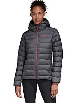 adidas Synthetic Hooded Jacket