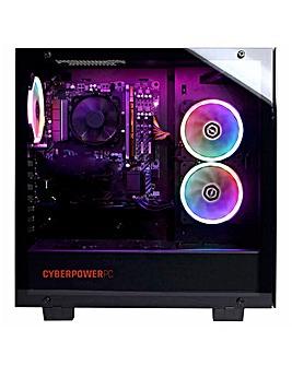 Cyberpower i5 9400F GTX 1650 16GB RAM 1TB HDD 240GB SSD Gaming PC