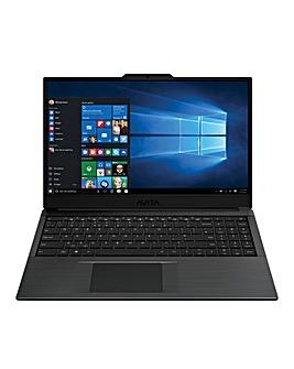 Avita PURA Ryzen 5 8GB 256GB 15.6in Windows Notebook Metallic Black