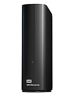 Western Digital Elements Desktop 4TB Hard Drive