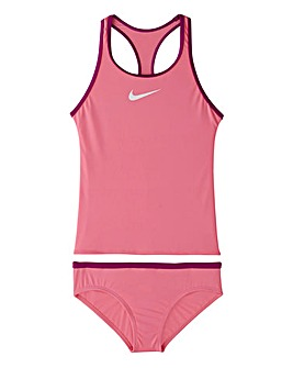 Nike Swim Girls Racerback Tankini