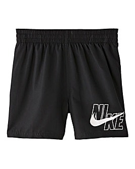 Nike Boys Solid Swim Short