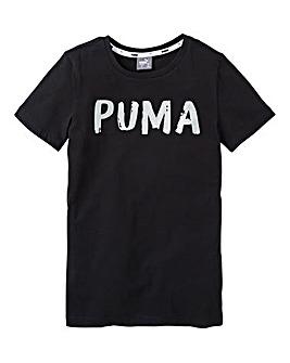 Puma Alpha Glitter T-Shirt