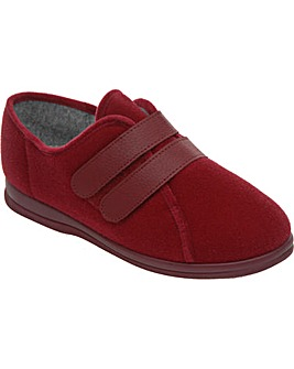 Cosyfeet Amelia Extra Roomy (6E Width) Women's Fabric Shoes