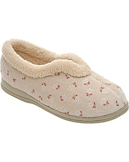 Cosyfeet Dozy Extra Roomy (6E Width) Women's Slippers