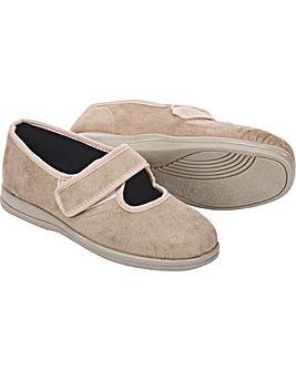 Cosyfeet Skye Extra Roomy (6E Width) Women's Fabric Shoes