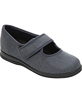 Cosyfeet Skye Extra Roomy (6E Width) Women's Fabric Shoes