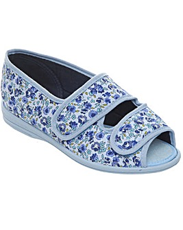 Cosyfeet Millie Extra Roomy (6E Width) Women's Fabric Shoes