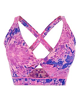 Wolf and Whistle Twist Sports Bra