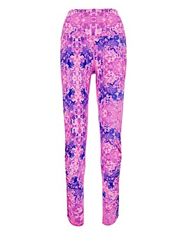 Wolf and Whistle Print Legging