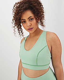 Wolf and Whistle Strappy Sports Bra