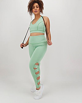 Wolf and Whistle Strappy Legging