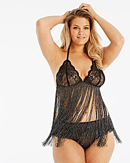 Sexy underwear for fuller figure
