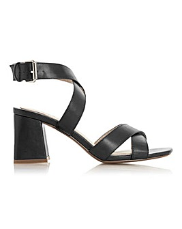 Head Over Heels Jay Block Sandals