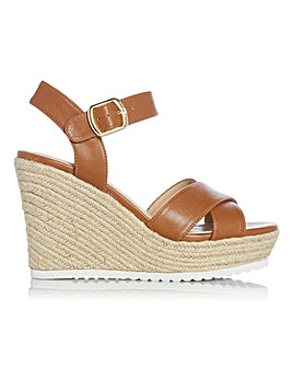 Head Over Heels Katyaa Wedge Sandals