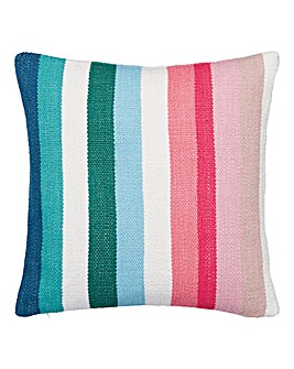 Joules Cornish Stripe Cushion