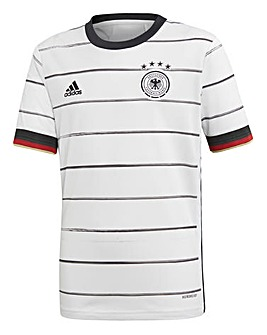 Germany adidas Home Short Sleeve Jersey