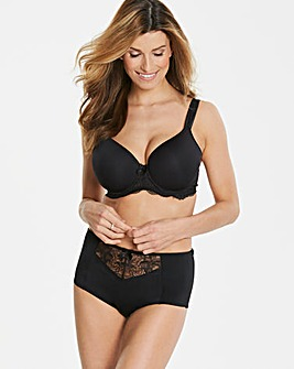 Ella Lace Black Luxury T-Shirt Bra