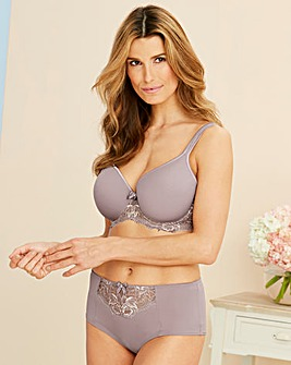 Ella Lace Moulded Padded Full Cup Bra