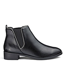 Florence Chelsea Boots Extra Wide Fit