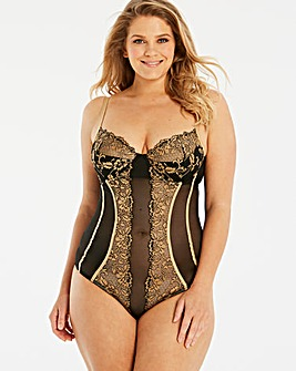 Joanna Hope Black/Copper Bodyshaper