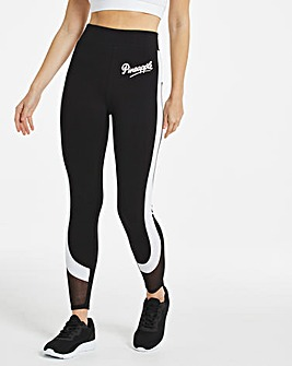 Pineapple Racer Legging