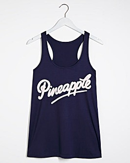Pineapple Tank Vest Top